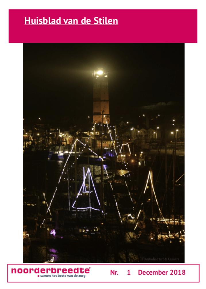 Huisblad De Stilen editie 1 december 2018